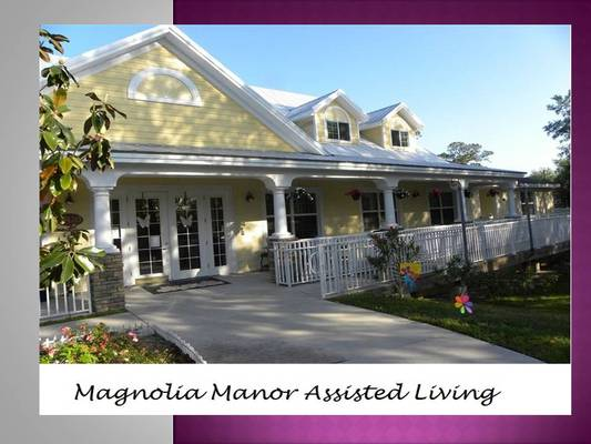 Magnolia Manor Assisted Living at Lutz, FL