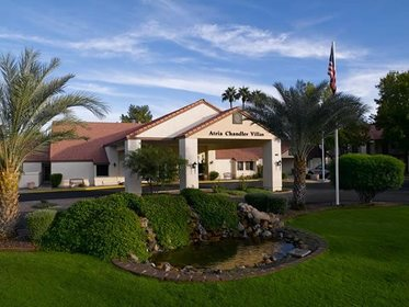 Atria Chandler Villas at Chandler, AZ