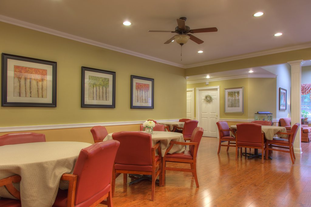 Memory Care Living at Park Ridge at Park Ridge, NJ