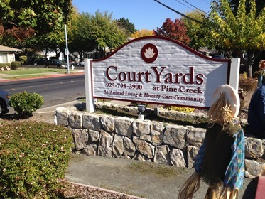 The Courtyards at Pine Creek at Concord, CA
