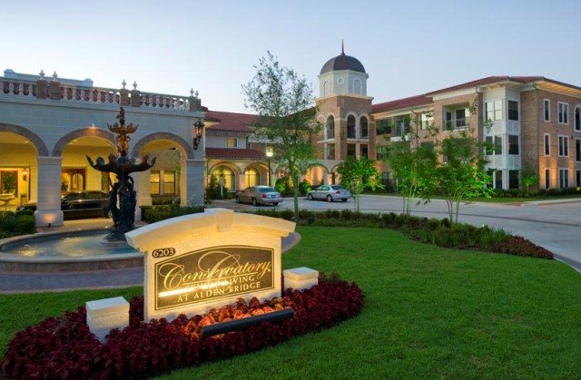 The Conservatory at Alden Bridge at The Woodlands, TX