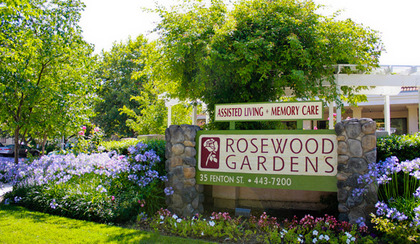 The Watermark at Rosewood Gardens at Livermore, CA