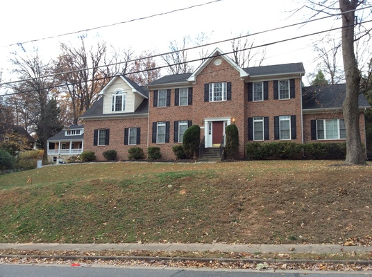 Avalon House on Woodland Drive at Falls Church, VA