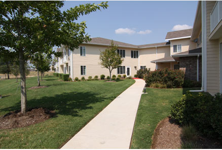 Parkwood Meadows at Round Rock, TX