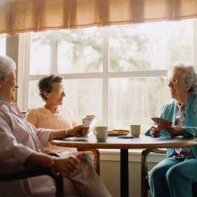 Home Sweet Home for Elderly at Lathrop, CA