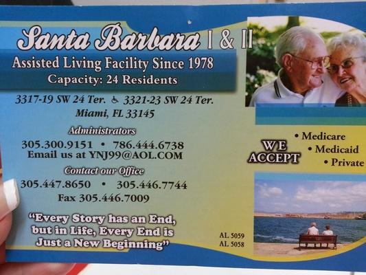 Santa Barbara BH at Miami, FL