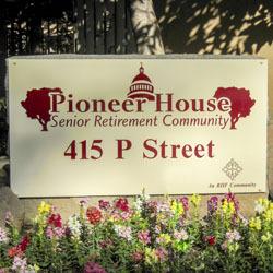 Pioneer House at Sacramento, CA