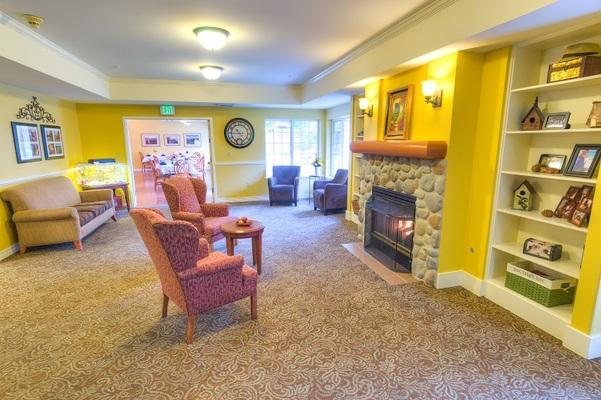 The Terrace at Beverly Lake Memory Care at Everett, WA