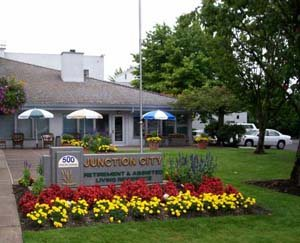 Junction City Retirement & Assisted Living at Junction City, OR