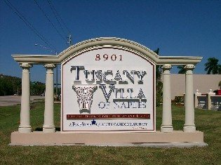 Tuscany Villa of Naples at Naples, FL