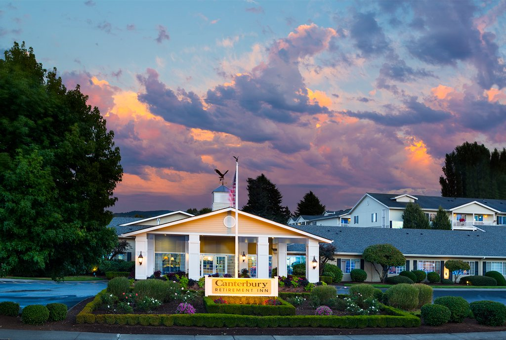 Canterbury Inn at Longview, WA
