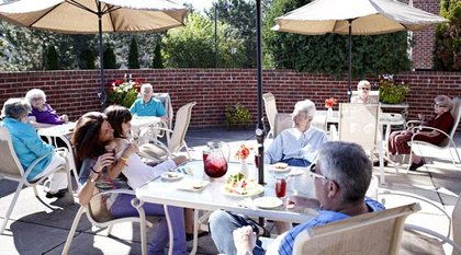 American House West Bloomfield Senior Living at West Bloomfield, MI