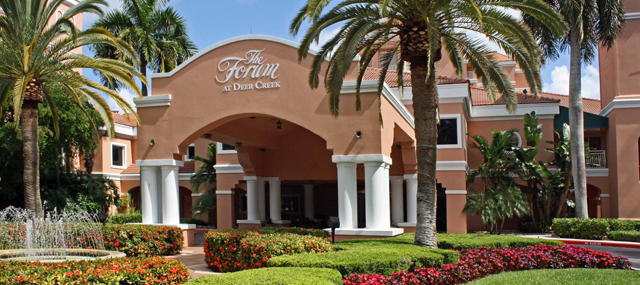 The Forum at Deer Creek at Deerfield Beach, FL