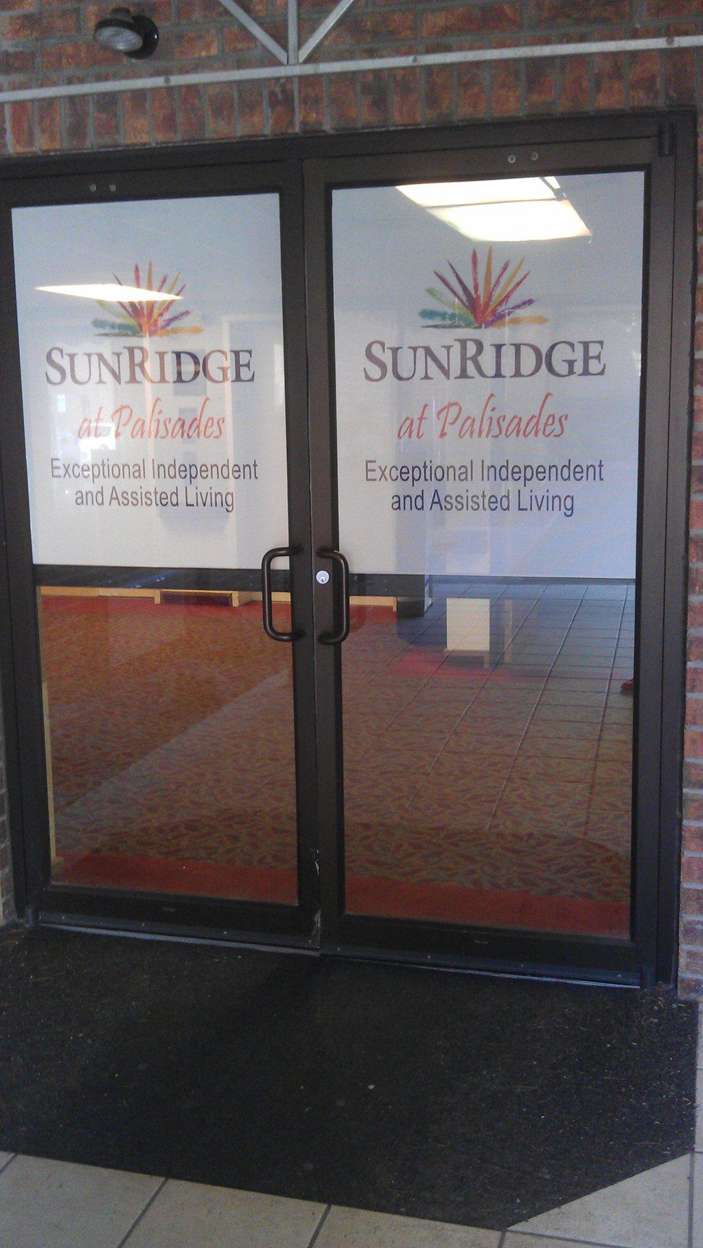 Sunridge at Palisades at El Paso, TX