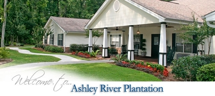 Ashley River Plantation at Charleston, SC