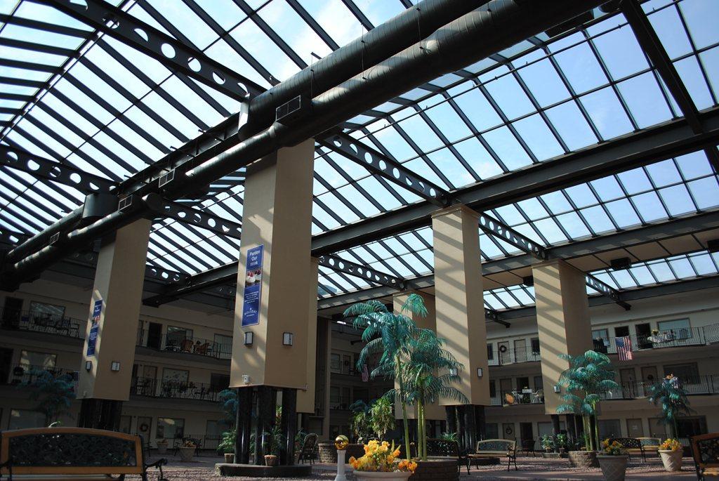 Holiday at the Atrium at Scotia, NY