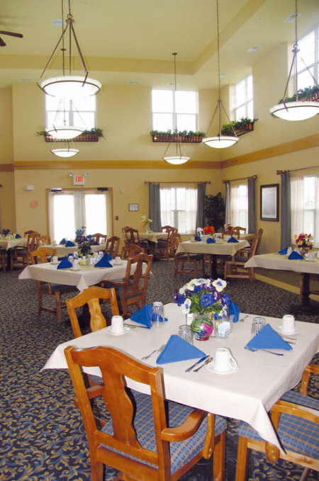 Parkside Independent and Assisted Living at De Forest, WI