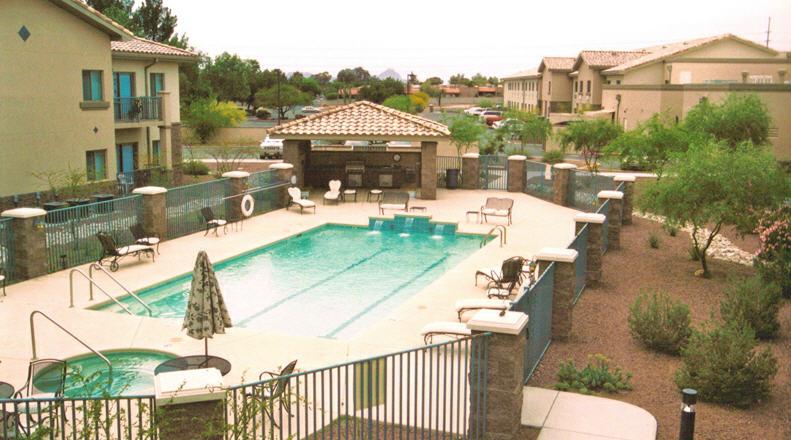 Mountainview Retirement Village at Tucson, AZ