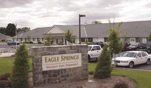 Eagle Springs at College Place, WA