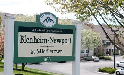 Blenheim-Newport at Middletown, RI