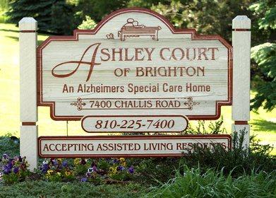 Ashley Court of Brighton at Brighton, MI