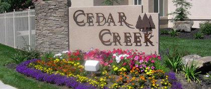 Cedar Creek at Madera, CA