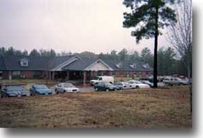 Westward Trails Healthcare and Rehabilitation Center at Nacogdoches, TX
