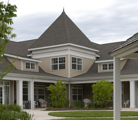 The Oscar & Ella Wilf Campus for Senior Living at Somerset, NJ