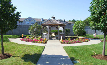 The Atrium at Faxon Woods at Quincy, MA