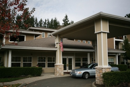 Olympic Place Retirement and Assisted Living at Arlington, WA