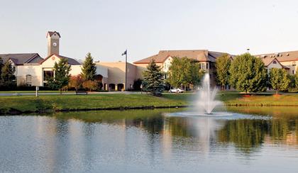 The Fountains at Bronson Place at Kalamazoo, MI