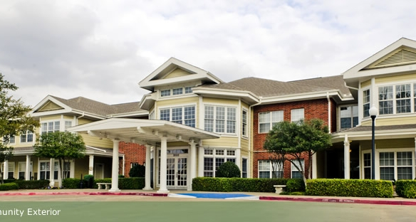 Brookdale Plano at Plano, TX