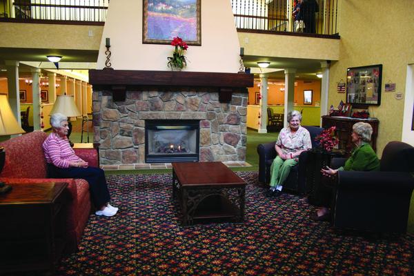 Pine Ridge Retirement Community - Garfield at Clinton Township, MI