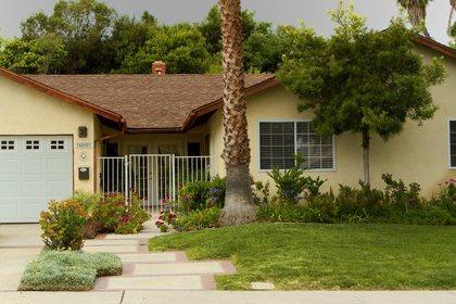 Hillside Garden at Carlsbad, CA
