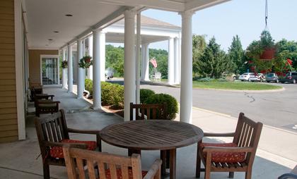 Benchmark Senior Living at Ridgefield Crossings at Ridgefield, CT