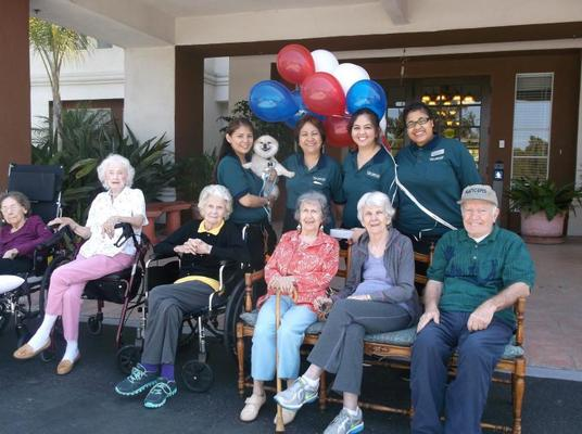 Villa Bonita Senior Living at Chula Vista, CA