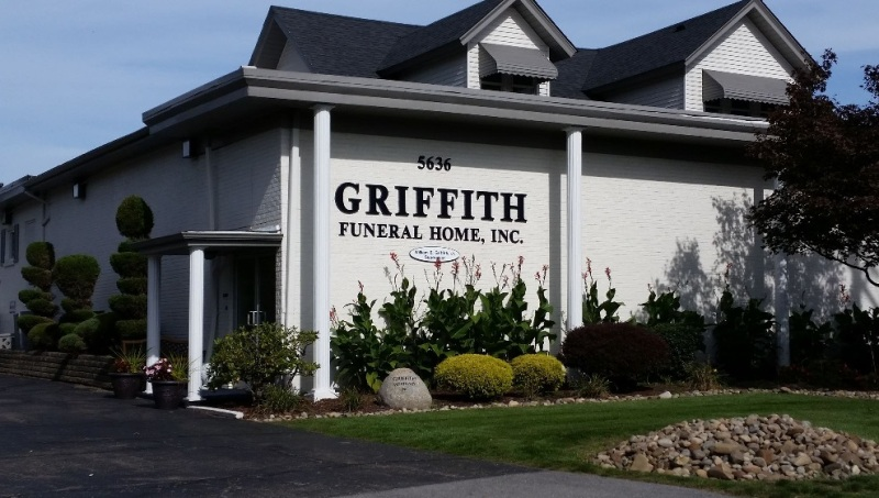 Griffith Funeral Home, Inc. at Pittsburgh, PA