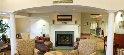 Carriage House Senior Living Community at Greensboro, NC