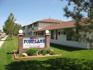 Fort Lane Senior Apartments at Layton, UT