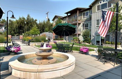 Queen Anne Retirement Community at Seattle, WA