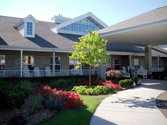 Pine Ridge Retirement Community - Garfield at Clinton Township, MI