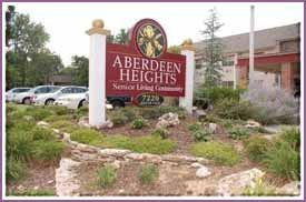 Aberdeen Heights Senior Living Community at Tulsa, OK