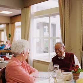 Park Regency Retirement at La Habra, CA