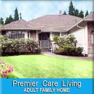 Premier Care Living AFH at Everett, WA