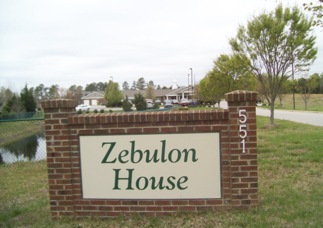 Zebulon House at Zebulon, NC