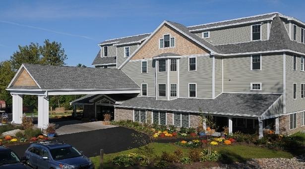 The Residence at Shelburne Bay at Shelburne, VT