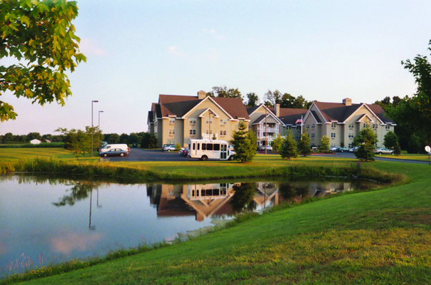 Parkrose Estates Retirement Community at Liverpool, NY
