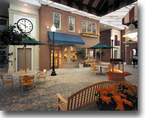 The Village at Waveny at New Canaan, CT