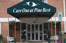 CareOne at Ridgewood Avenue at Paramus, NJ
