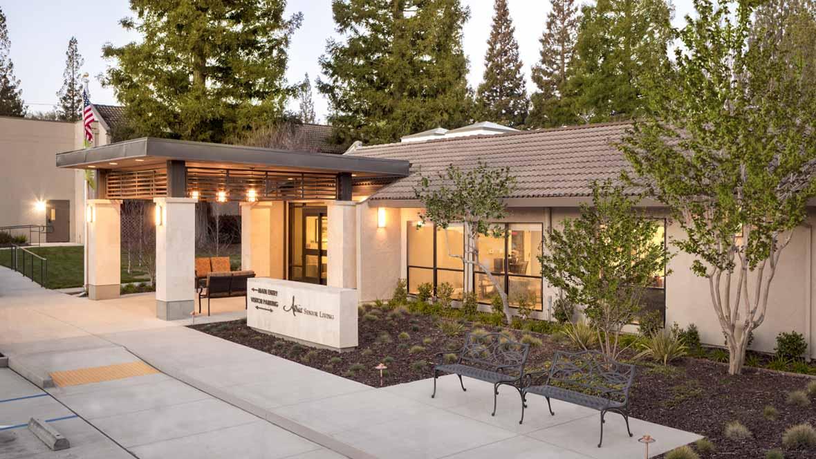 Atria El Camino Gardens at Carmichael, CA
